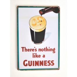 Cartel de Cerveza Guinness
