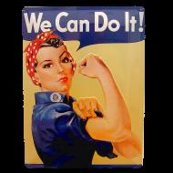 Cartel Publicitario We can do it