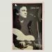 Cartel Metálico de Johnny Cash guitar