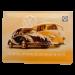 Cartel Publicitario VW bulli y beetle
