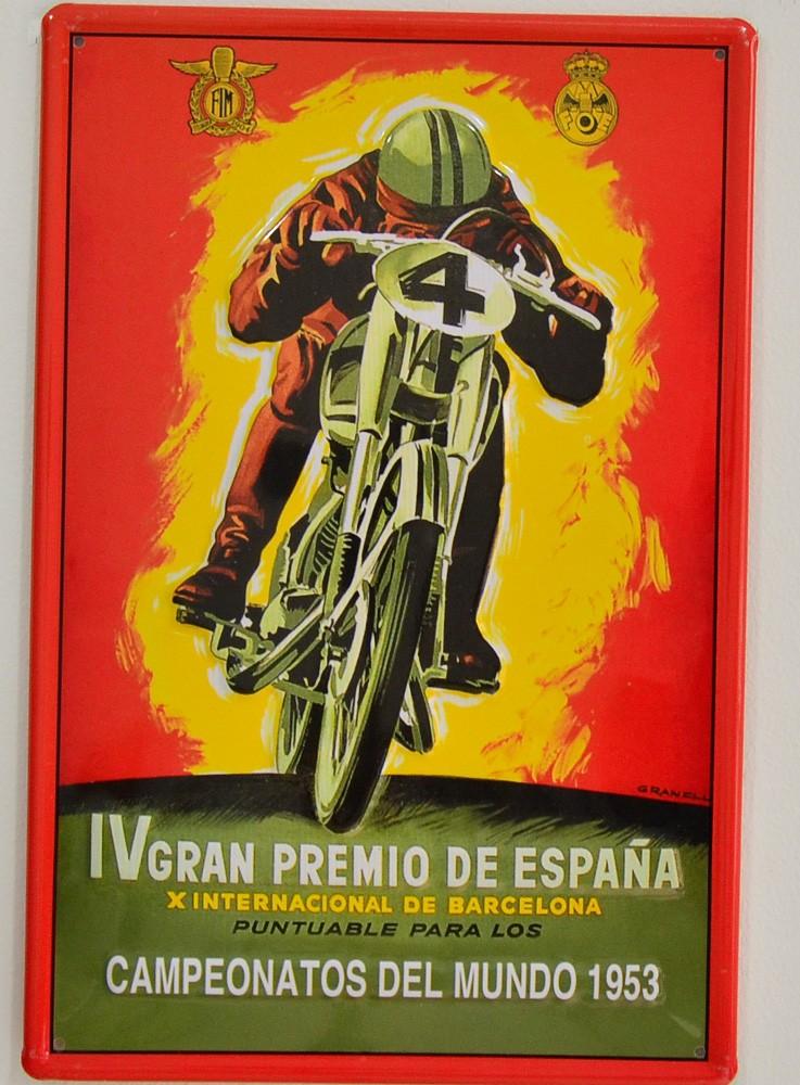 GP España 1953