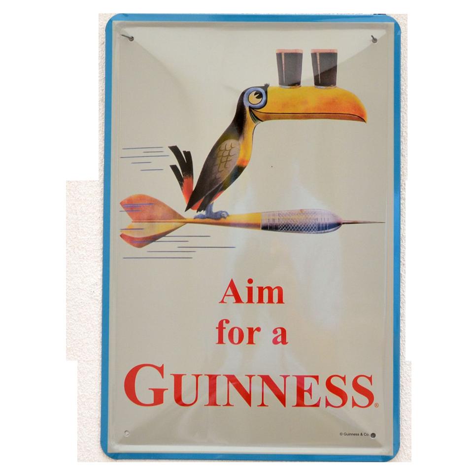 Aim for a Guinness