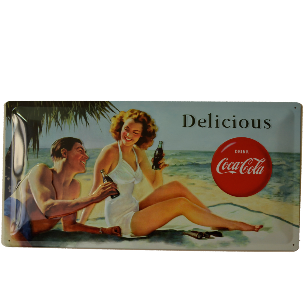 Coca Cola Delicious