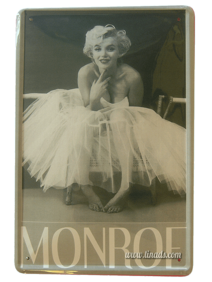 Marilyn (Milton Greene)