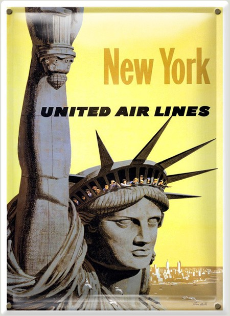 New York United Airlines