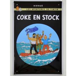 Tintin, Stock de Coque