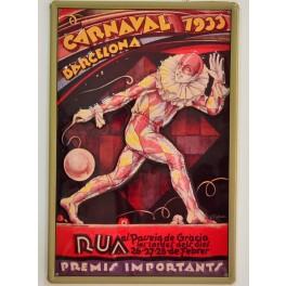 Carnaval Barcelona 1933