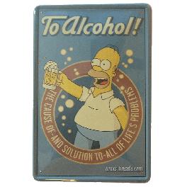 Homer Alcohol