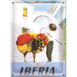 Iberia Burro