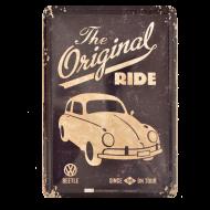 Postal Metálica VW Beetle , The Original