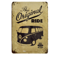 Postal Metálica VW Bus , The Original