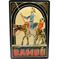 Bambú, papel de fumar