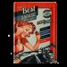 Postal Metalica Best Garage Rojo