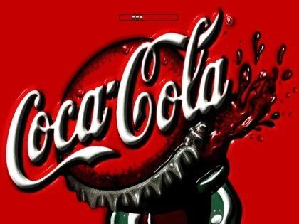 Un clásico de los carteles publicitarios antiguos: Siempre Coca Cola