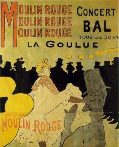 Henri de Toulouse-Lautrec, icono de la ilustración y del arte pictórico