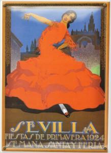 Postal Feria de Sevilla