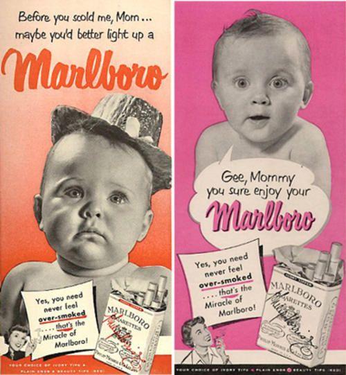 Carteles de publicidad... ¿Políticamente incorrecta?