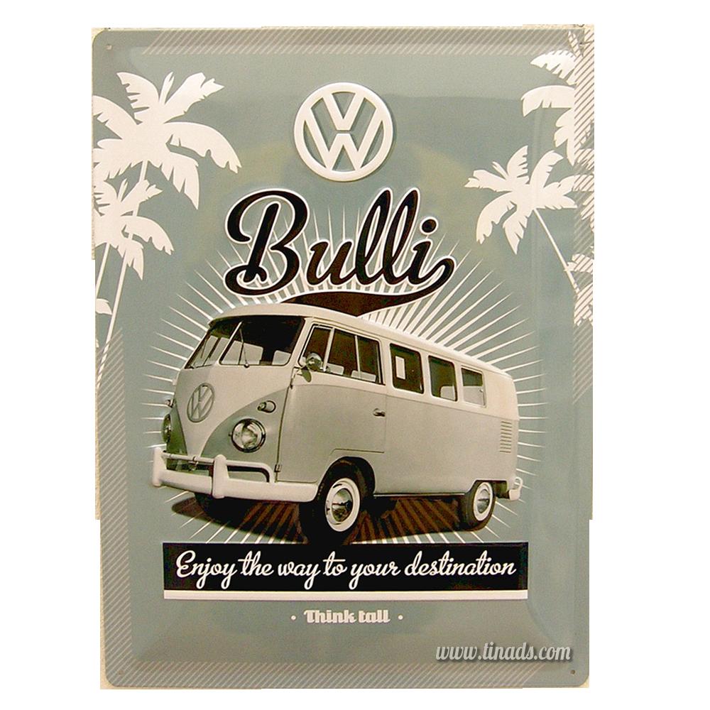 Bullli - volkswagen
