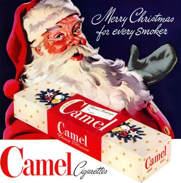 Carteles de publicidad de marcas de tabaco