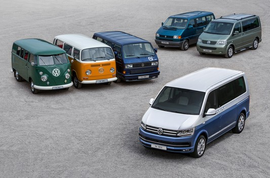 Volkswagen-van-history