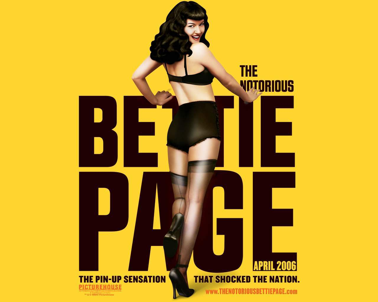 Pelicula bettie page