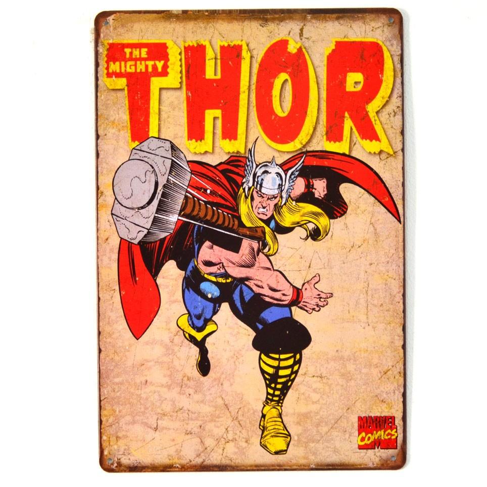Chapa Metálica Thor