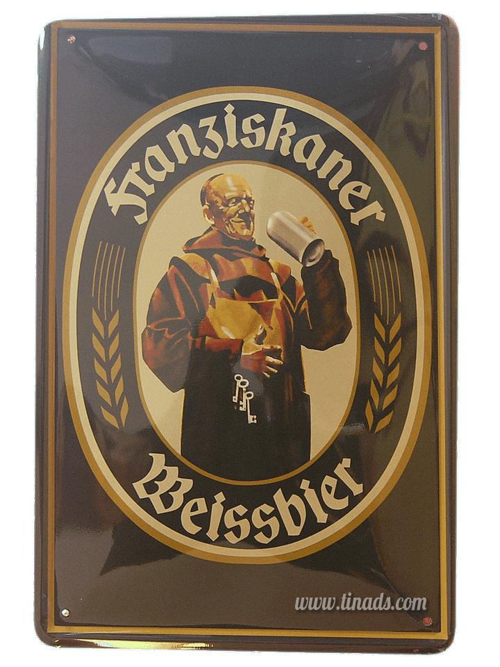 Cartel Publicitario Franziskaner