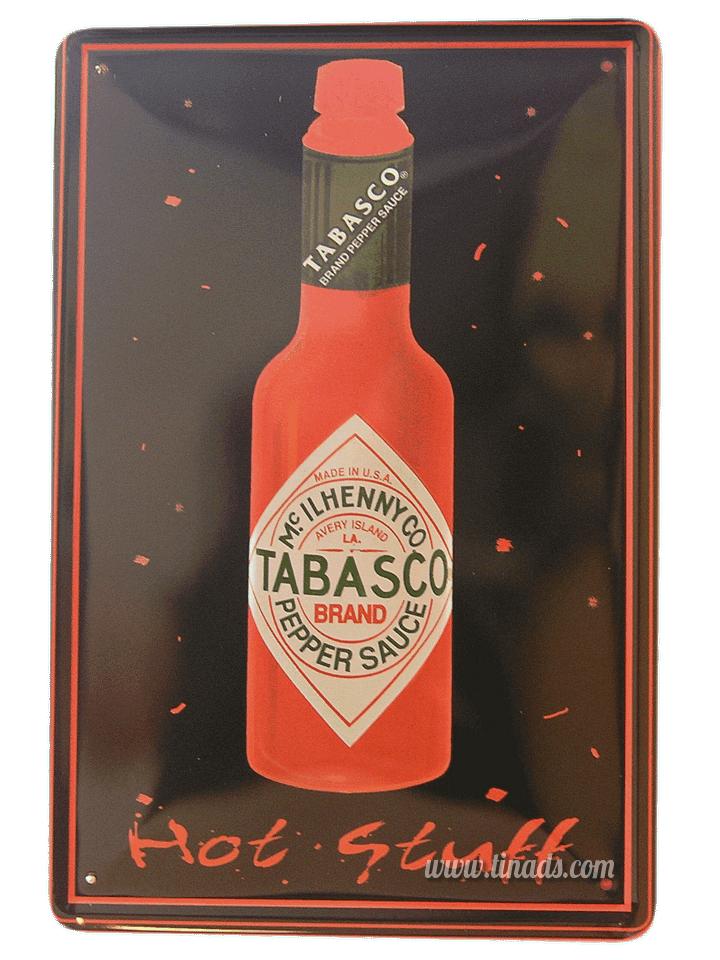 Cartel Publicitario Tabasco