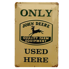 Cartel Publicitario John Deere