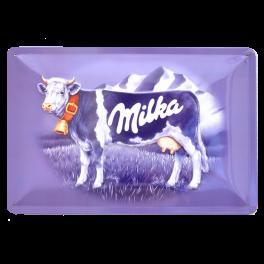 Cartel Publicitario Milka