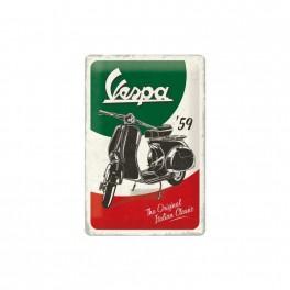 Cartel Moto Vespa 59