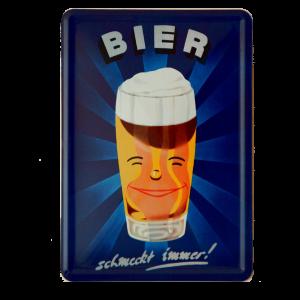 Postal Metalica Bier