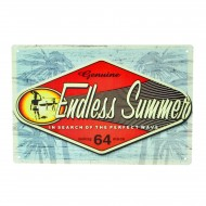 Cartel Metálico de Endless Summer