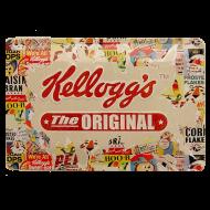 Cartel Publicitario Kellogs