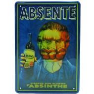 Cartel Publicitario Absinthe