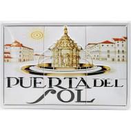 Cartel Metálico Puerta del Sol