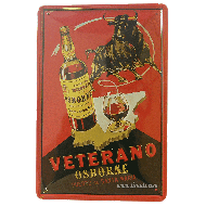 Cartel Publicitario Veterano