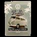 Postal Metálica Volkswagen Bulli