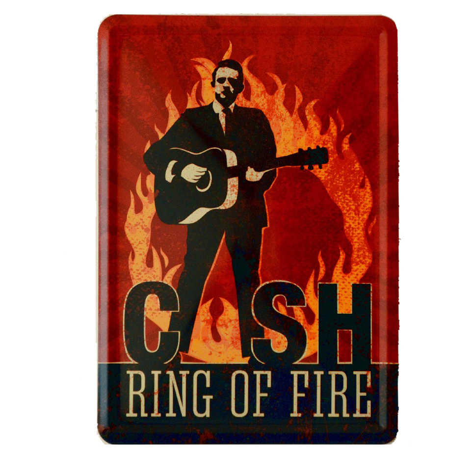 Cash Ring Of Fire