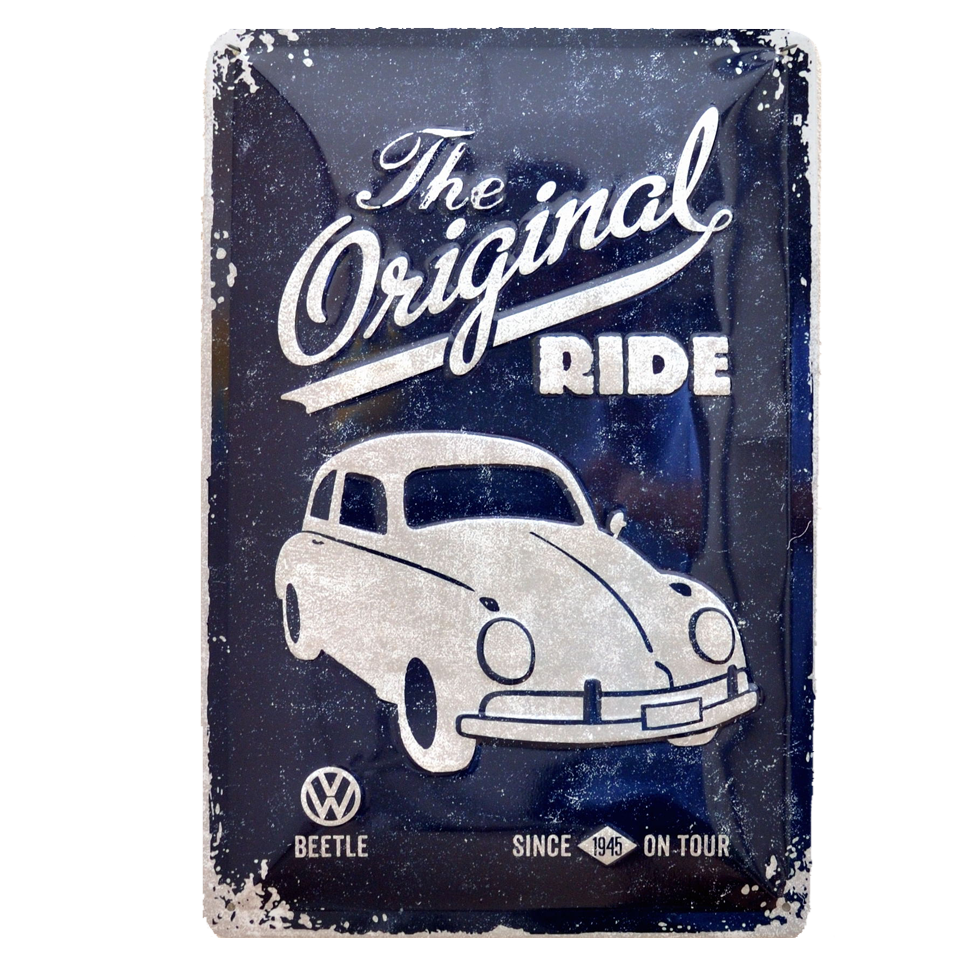 Volkswagen Beetle, The Original Ride