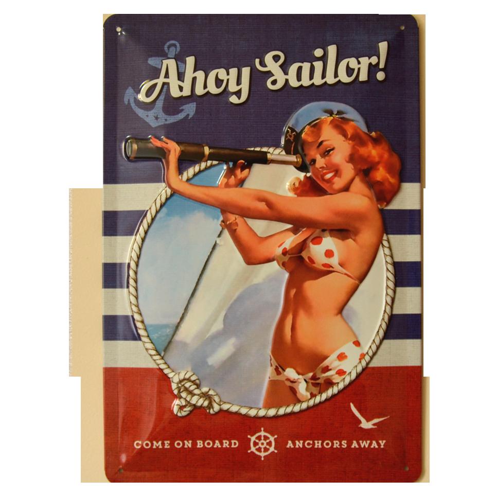 Ahoy Saylor