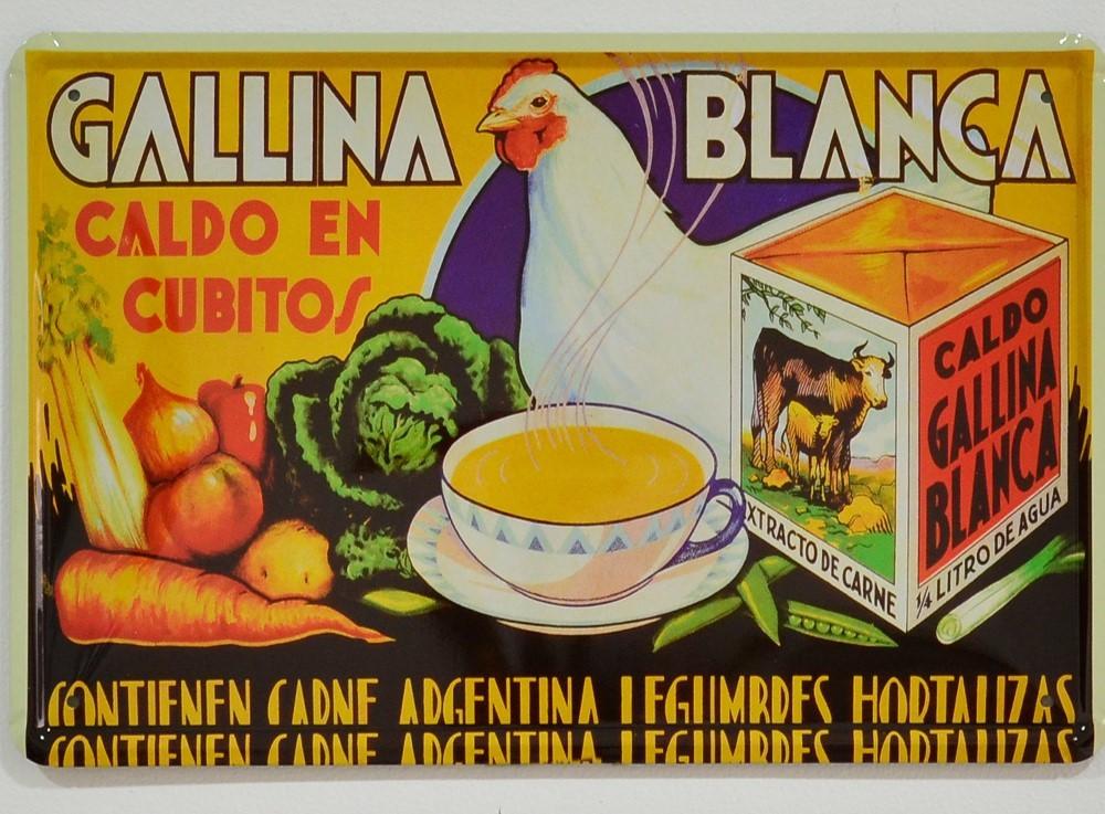 Caldo Gallina Blanca