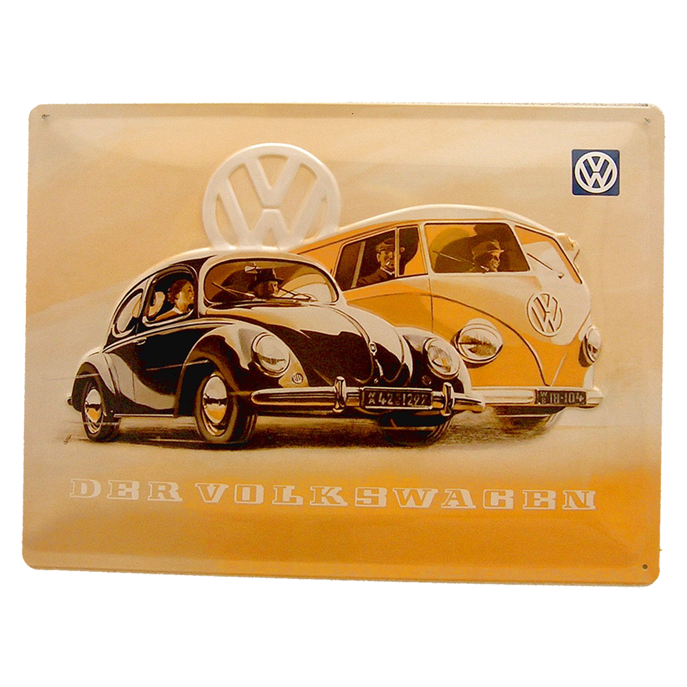 VW bulli y beetle