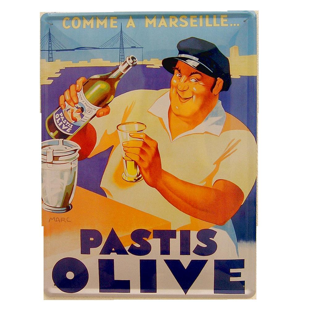Pastis olive