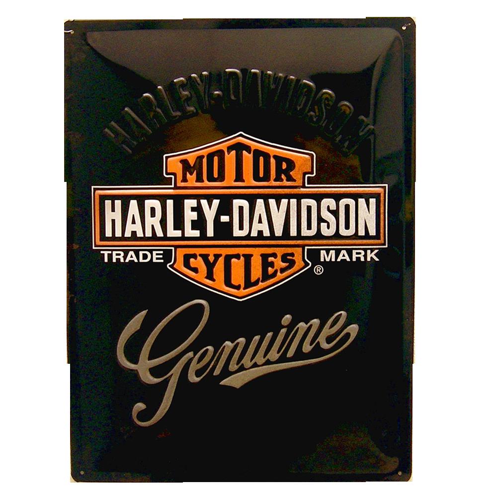 Harley Logo Genuine