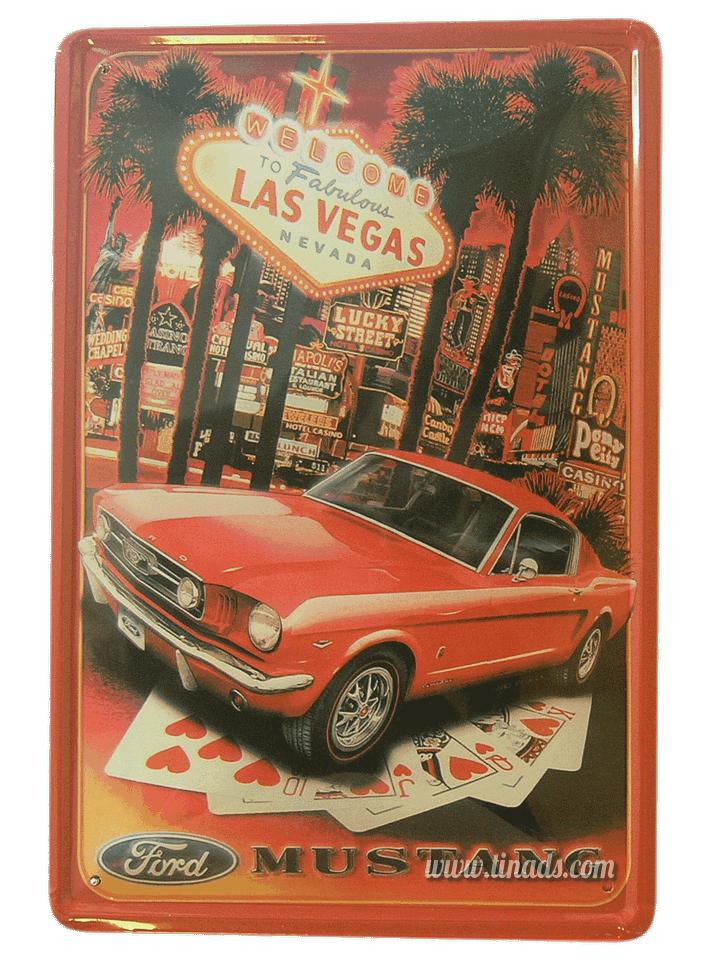 Mustang Vegas