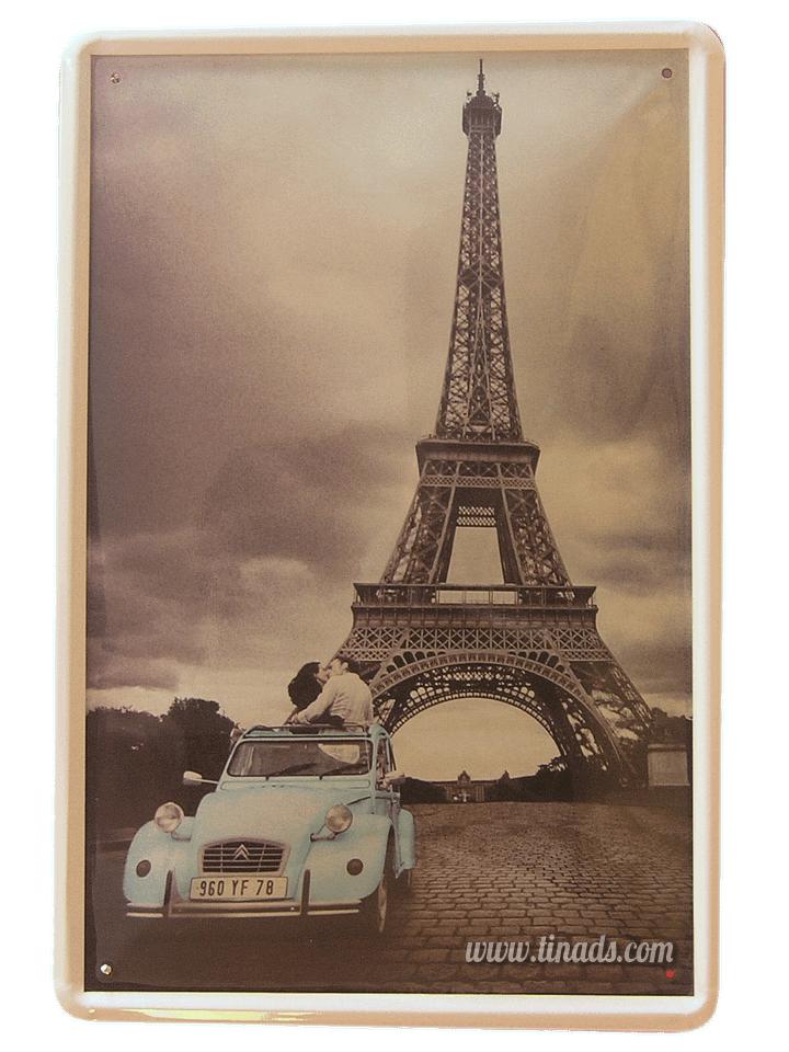 Paris Citroen 2cv