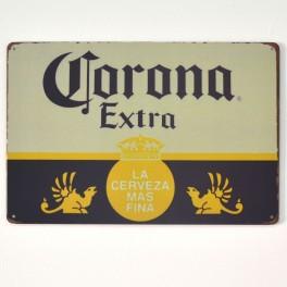 Chapa Metálica Corona