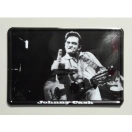 Cartel  Metálico Jonny Cash