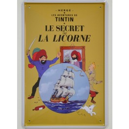 Tintin, Le Secret de la Licorne